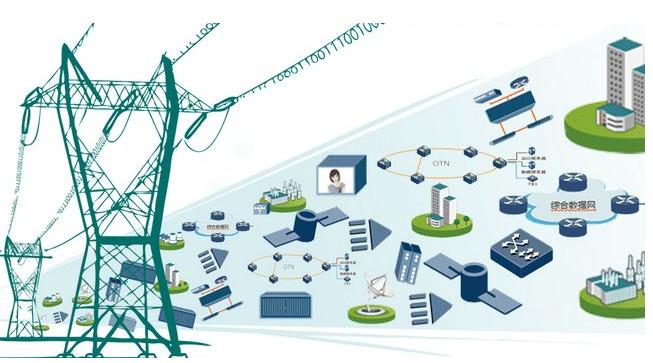智能登录依赖分布式能源的步伐