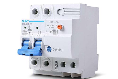 使用漏电断路器遇到的两个故障和处理