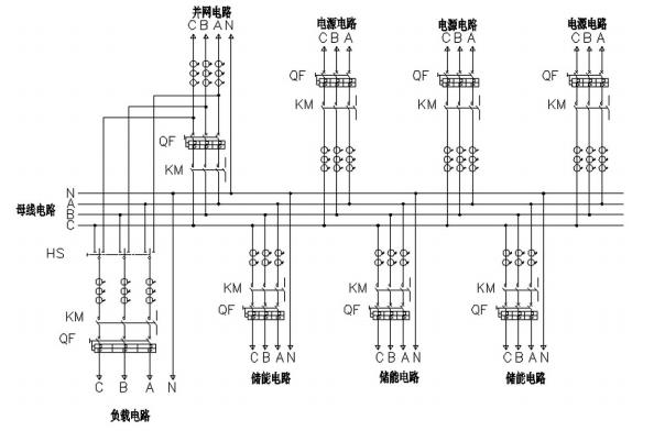 电气资讯 技术 > 正文  微电网运行期间,用户需要定期对母线电路进行