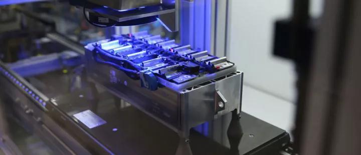 3万套电池组!华晨宝马动力电池中心落成!