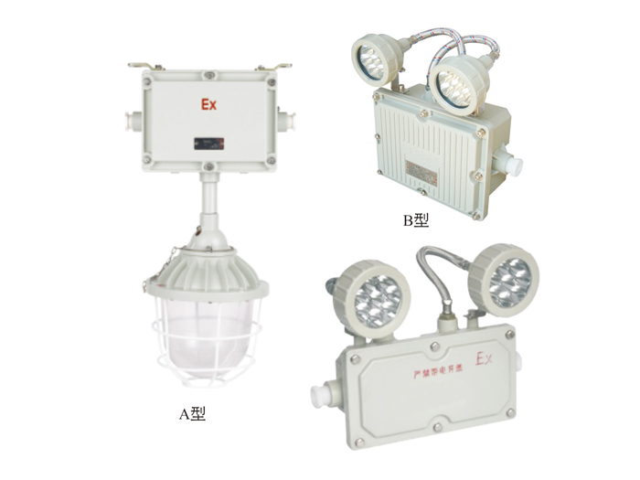 LED防爆燈照明調光技術